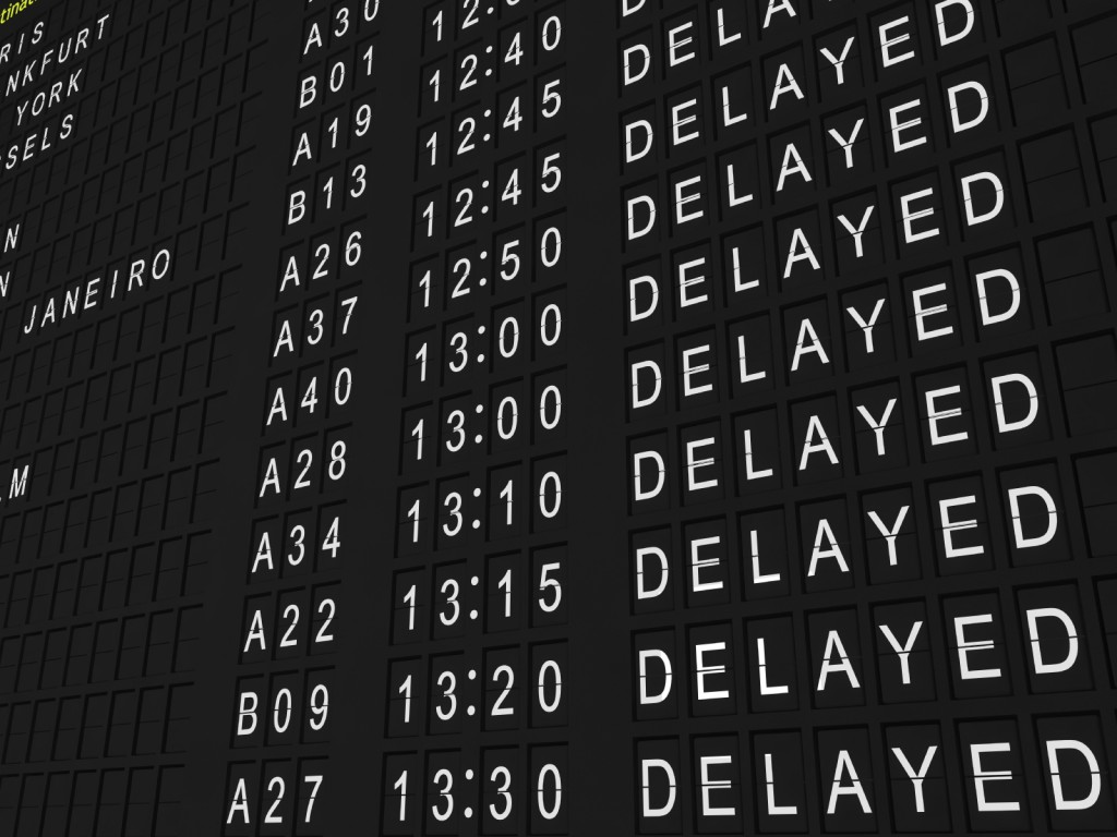Understand and Avoid Flight Delays